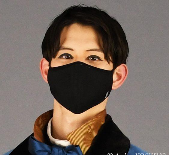 「すぅすぅダブル™」マスクに新色「ブラック」が登場!